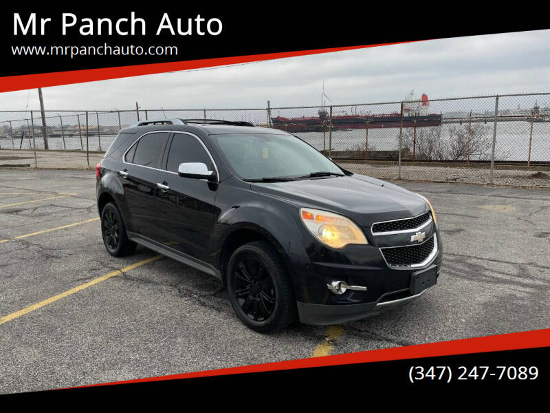 2010 Chevrolet Equinox for sale at Mr Panch Auto in Staten Island NY