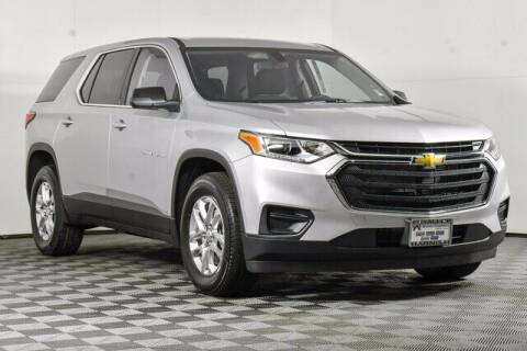 2021 Chevrolet Traverse for sale at Chevrolet Buick GMC of Puyallup in Puyallup WA