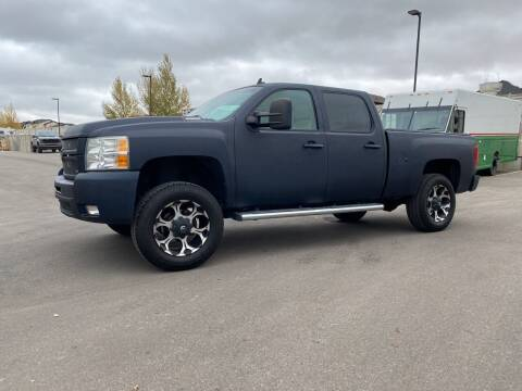 2008 Chevrolet Silverado 2500HD for sale at Canuck Truck in Magrath AB