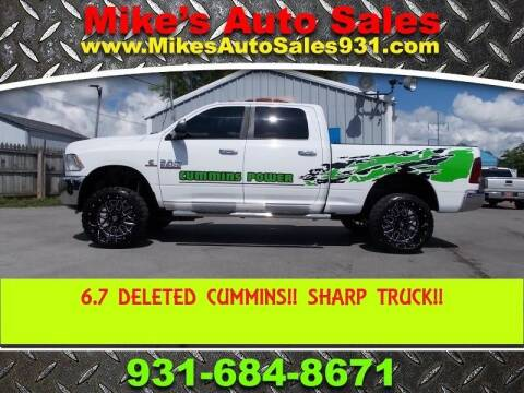 2015 RAM Ram Pickup 2500 for sale at Mike's Auto Sales in Shelbyville TN