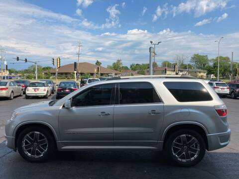 2012 GMC Acadia for sale at Autoplex 2 in Milwaukee WI