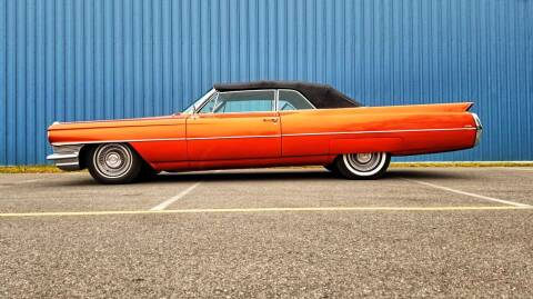 1964 Cadillac DeVille for sale at McQueen Classics in Lewes DE