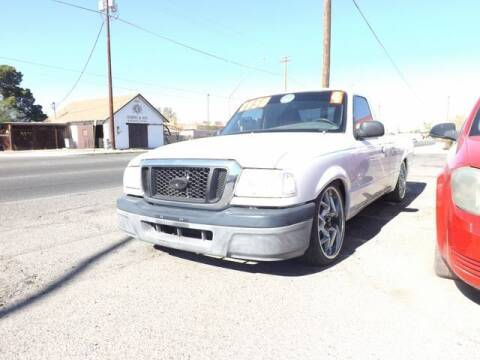2004 Ford Ranger for sale at Hotline 4 Auto in Tucson AZ