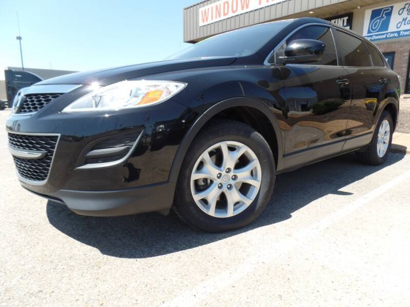 2012 Mazda CX-9 for sale at Flywheel Motors, llc. in Olive Branch MS