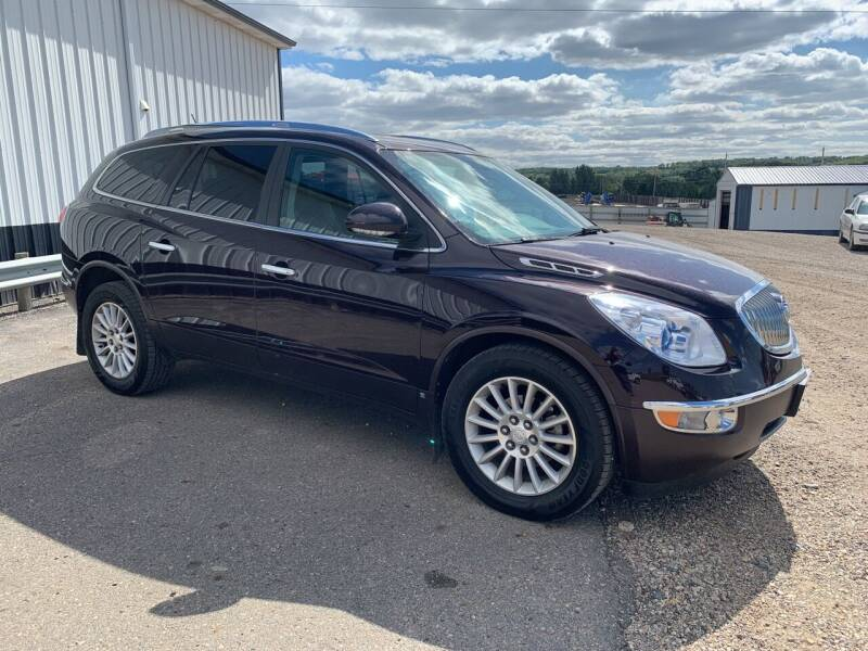 2009 Buick Enclave for sale at TRUCK & AUTO SALVAGE in Valley City ND
