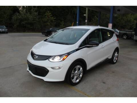 2018 Chevrolet Bolt EV for sale at Inline Auto Sales in Fuquay Varina NC