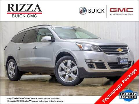 2017 Chevrolet Traverse for sale at Rizza Buick GMC Cadillac in Tinley Park IL
