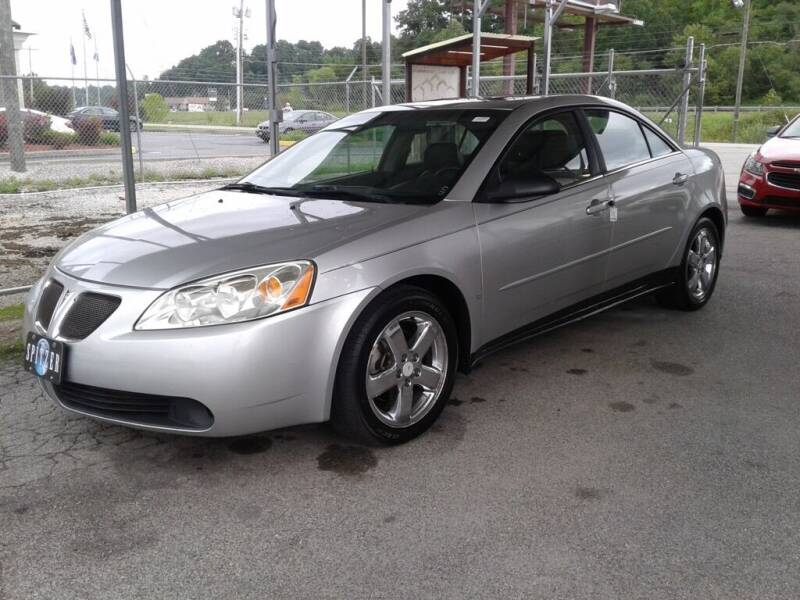 2006 Pontiac G6 for sale at Drive Today Auto Sales LLC in Mount Sterling KY