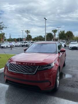 2019 Land Rover Range Rover Velar for sale at PHIL SMITH AUTOMOTIVE GROUP - Toyota Kia of Vero Beach in Vero Beach FL