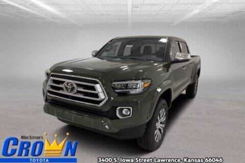 2021 Toyota Tacoma for sale at Crown Automotive of Lawrence Kansas in Lawrence KS