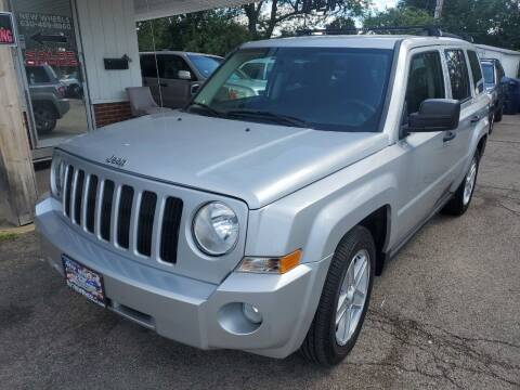 2010 Jeep Patriot for sale at New Wheels in Glendale Heights IL