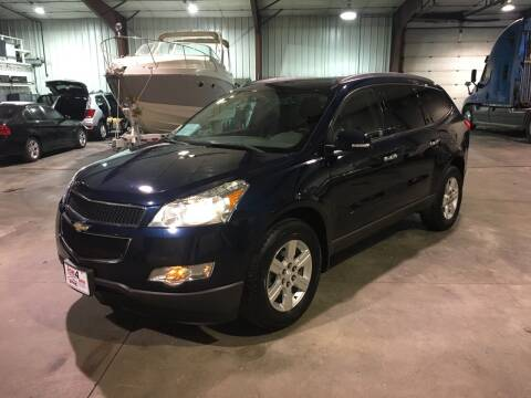 2010 Chevrolet Traverse for sale at More 4 Less Auto in Sioux Falls SD