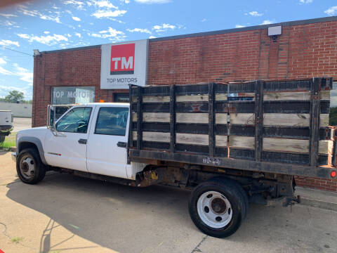 1999 GMC Sierra 3500 for sale at Top Motors LLC in Portsmouth VA