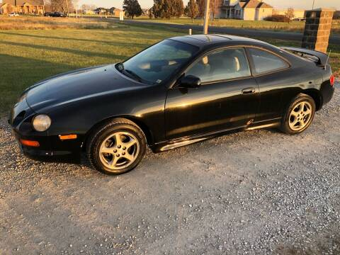 1999 Toyota Celica for sale at Nice Cars in Pleasant Hill MO