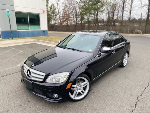2009 Mercedes-Benz C-Class for sale at Super Bee Auto in Chantilly VA