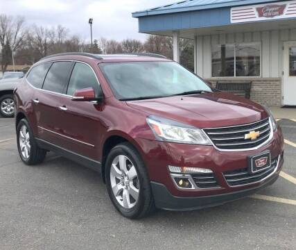 2015 Chevrolet Traverse for sale at Clapper MotorCars in Janesville WI