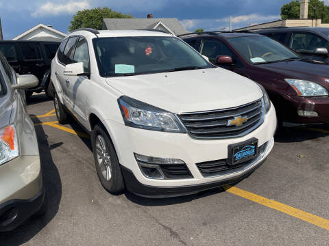2014 Chevrolet Traverse for sale at Ideal Cars in Hamilton OH
