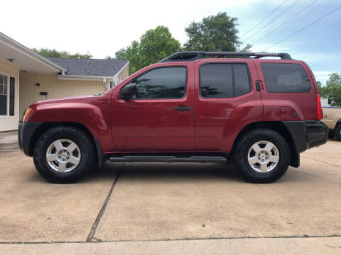 2008 Nissan Xterra for sale at H3 Auto Group in Huntsville TX