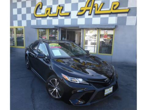 2018 Toyota Camry for sale at Car Ave in Fresno CA