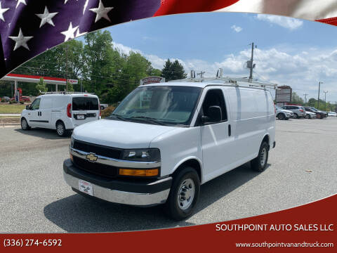 2015 Chevrolet Express Cargo for sale at Southpoint Auto Sales LLC in Greensboro NC