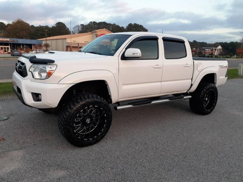 2014 Toyota Tacoma for sale at USA 1 Autos in Smithfield VA