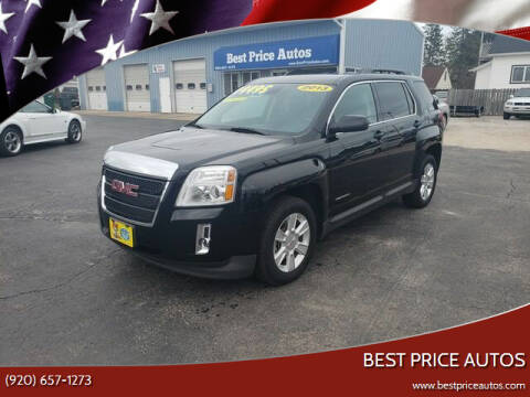 2013 GMC Terrain for sale at Best Price Autos in Two Rivers WI