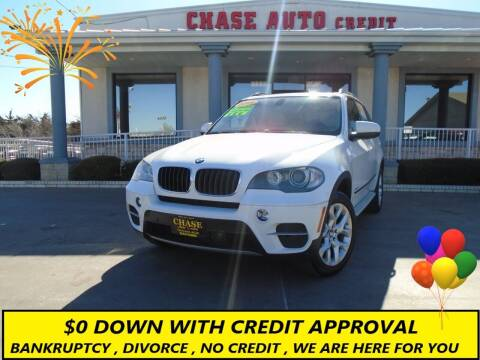 2011 BMW X5 for sale at Chase Auto Credit in Oklahoma City OK