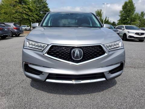 2020 Acura MDX for sale at CU Carfinders in Norcross GA