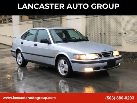 1999 Saab 9-3 for sale at LANCASTER AUTO GROUP in Portland OR
