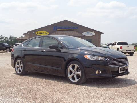 2016 Ford Fusion for sale at Burkholder Truck Sales LLC (Versailles) in Versailles MO