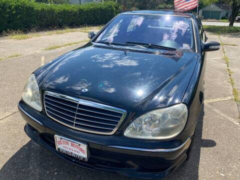 2006 Mercedes-Benz S-Class for sale at Hilton Motors Inc. in Newport News VA
