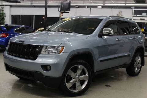 2012 Jeep Grand Cherokee for sale at Xtreme Motorwerks in Villa Park IL