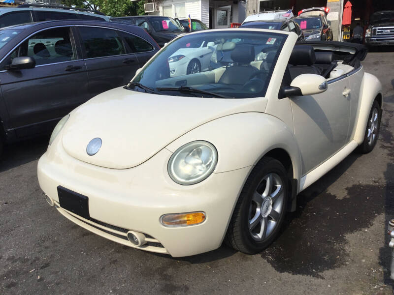 2005 Volkswagen New Beetle Convertible for sale in Yonkers, NY