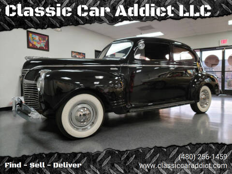 1941 Plymouth Business Coupe for sale at Classic Car Addict in Mesa AZ