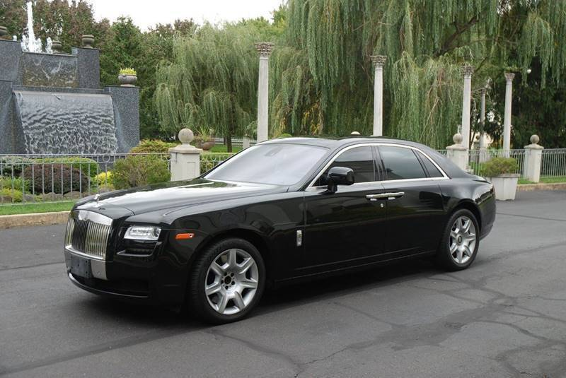 2011 Rolls-Royce Ghost for sale at Professional Automobile Exchange in Bensalem PA