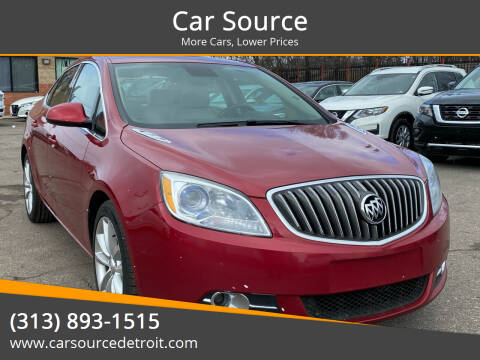 2016 Buick Verano for sale at Car Source in Detroit MI