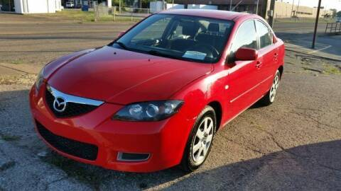 2008 Mazda MAZDA3 for sale at AFFORDABLE DISCOUNT AUTO in Humboldt TN