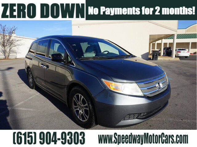 2013 Honda Odyssey for sale at Speedway Motors in Murfreesboro TN