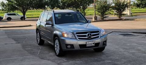 2011 Mercedes-Benz GLK for sale at America's Auto Financial in Houston TX