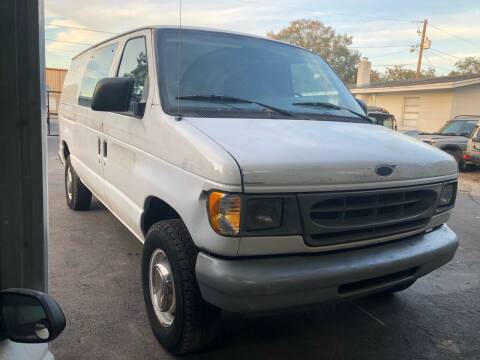 2000 Ford E-250 for sale at OVE Car Trader Corp in Tampa FL
