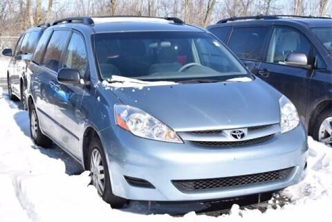 2008 Toyota Sienna for sale at BOB ROHRMAN FORT WAYNE TOYOTA in Fort Wayne IN