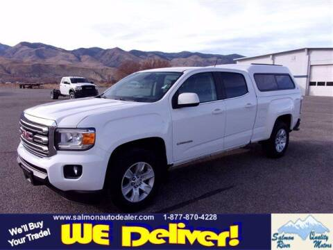2016 GMC Canyon for sale at QUALITY MOTORS in Salmon ID
