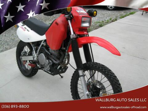 2000 Honda 650 L for sale at WALLBURG AUTO SALES LLC in Winston Salem NC