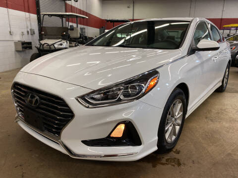 2018 Hyundai Sonata for sale at Columbus Car Warehouse in Columbus OH