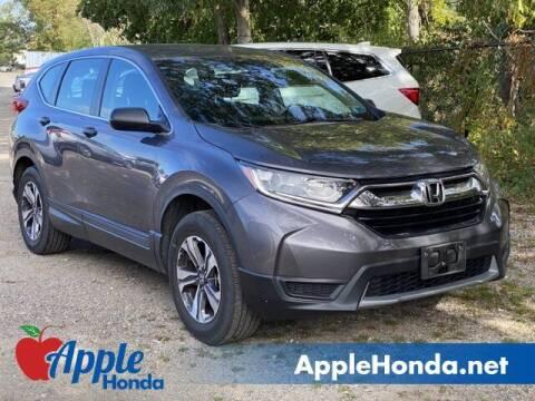 2018 Honda CR-V for sale at APPLE HONDA in Riverhead NY