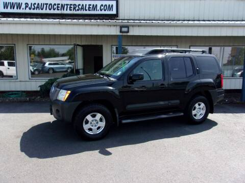 2006 Nissan Xterra for sale at PJ's Auto Center in Salem OR