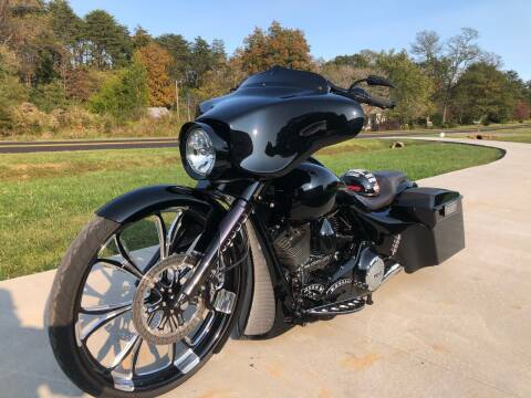 2012 Harley Davidson Street Glide  for sale at Priority One Auto Sales in Stokesdale NC