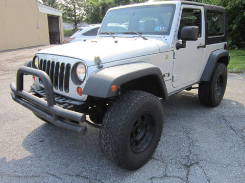 2008 Jeep Wrangler for sale at Marks Automotive Inc. in Nazareth PA
