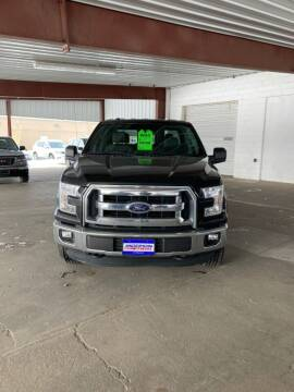 2015 Ford F-150 for sale at Anderson Motors in Scottsbluff NE