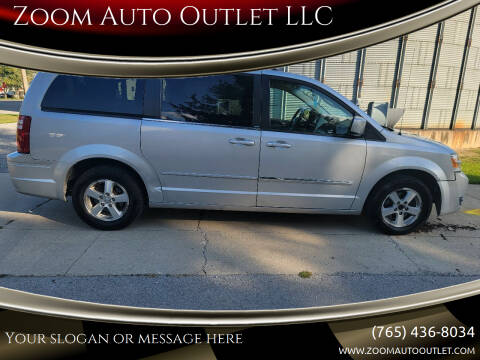 2009 Dodge Grand Caravan for sale at Zoom Auto Outlet LLC in Thorntown IN